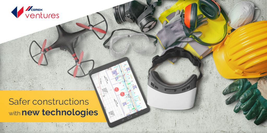 safer constructions with new technologies