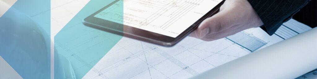 Tablet to perform BIM