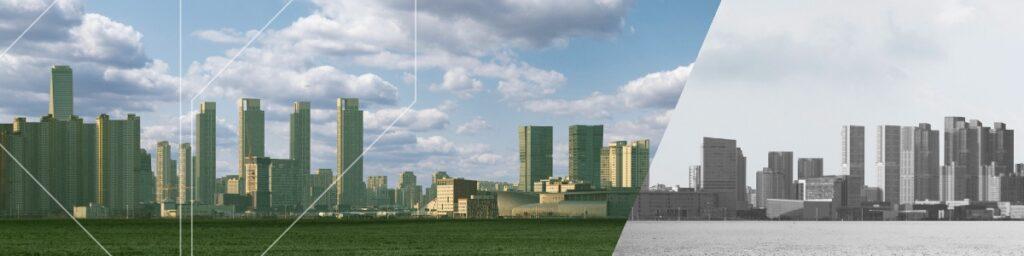 Cities improve