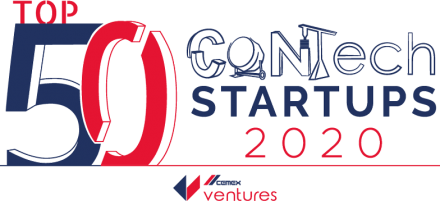 top 50 contech startups